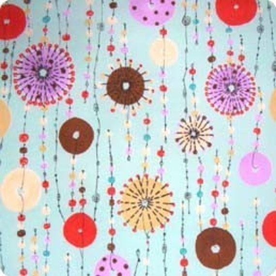 New Jewel Mobile fabric by Alexander Henry-1\/2 yard