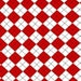 Remix Fabric by Ann Kelle for Robert Kaufman, Argyle in Red- Fat Quarter