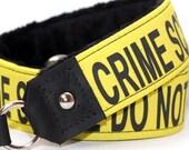 DSLR Camera straps- Crime Scene Camera Strap with quick release - Premier Editon