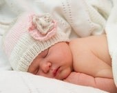 Primrose Hat Pattern - Baby Cakes by lisaFdesign - Download Now - Pattern PDF