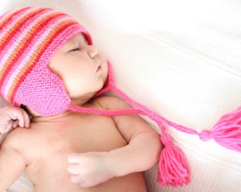 Sophie Hat - Baby Cakes by lisaFdesign - Download Now - Pattern PDF