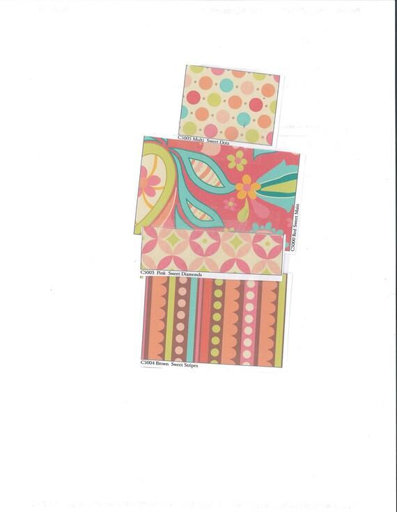 Custom for taralynnclark Boutique Sweet Nothings Designer Baby Nursery 3-Piece Crib Bedding Set REMAINING BALANCE