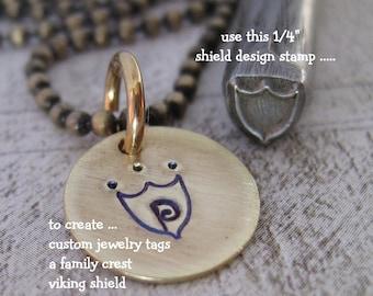 Design Stamp - SHIELD or FAMILY CREST