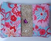 Search Me Bean Bag Eye Spy Toy - Flower Power OOAK