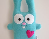 Happy Bunny Plush