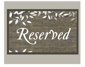 RESERVED for Margaret- 240 Personalized Return Address Labels