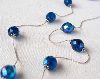 Finishing Touch  - Czech Glass Necklace