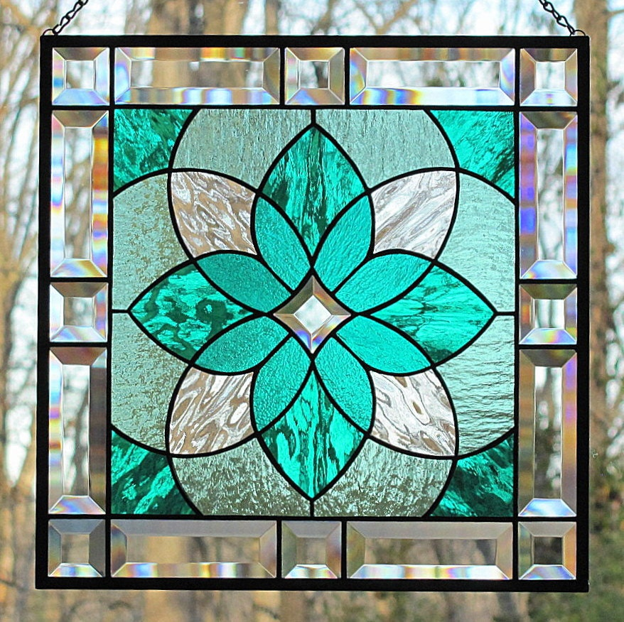 Stained Glass Window Hanging Houzz