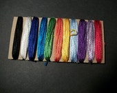 Bunka 2 Yards each of 11 Colors