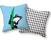 Frog Pillow/Cushion - from Animal Collection