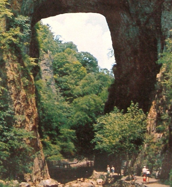 One of Seven Natural Wonders of the World Postcard