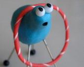 SALE - Miniature Water Bug with a Hula Hoop 8X10 Photo Print