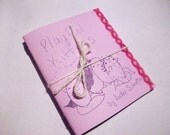 Playful Kittens mini book\/zine