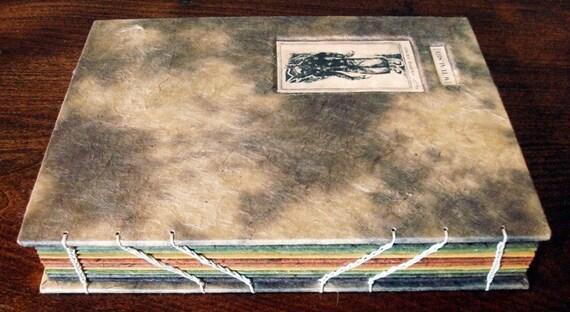Gachnar (Actual Size) a Buffy journal