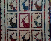 The Herd Quilt Pattern