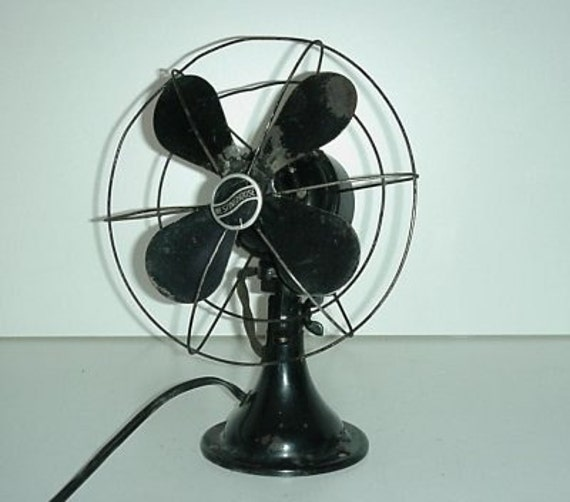 Best Table Top Fan : Vintage westinghouse oscillating table top fan