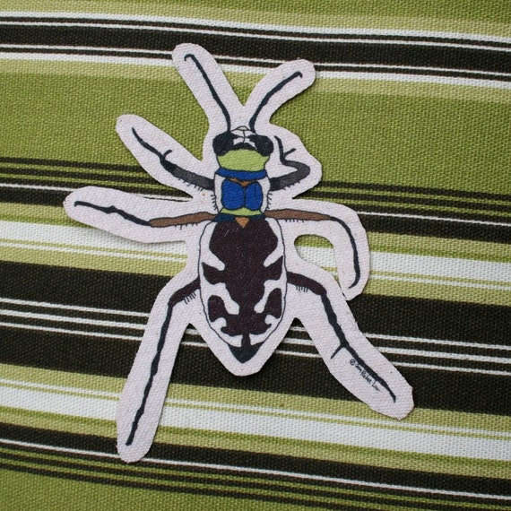 Tiger Beetle patch
