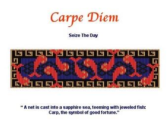 Carpe Diem Bracelet PDF