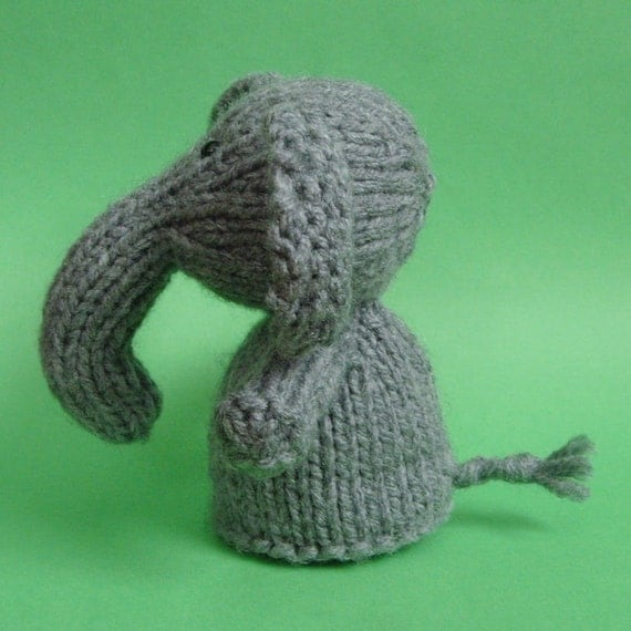 Knitting With Hands Instructions : Elephant toy knitting pattern pdf legs egg cozy