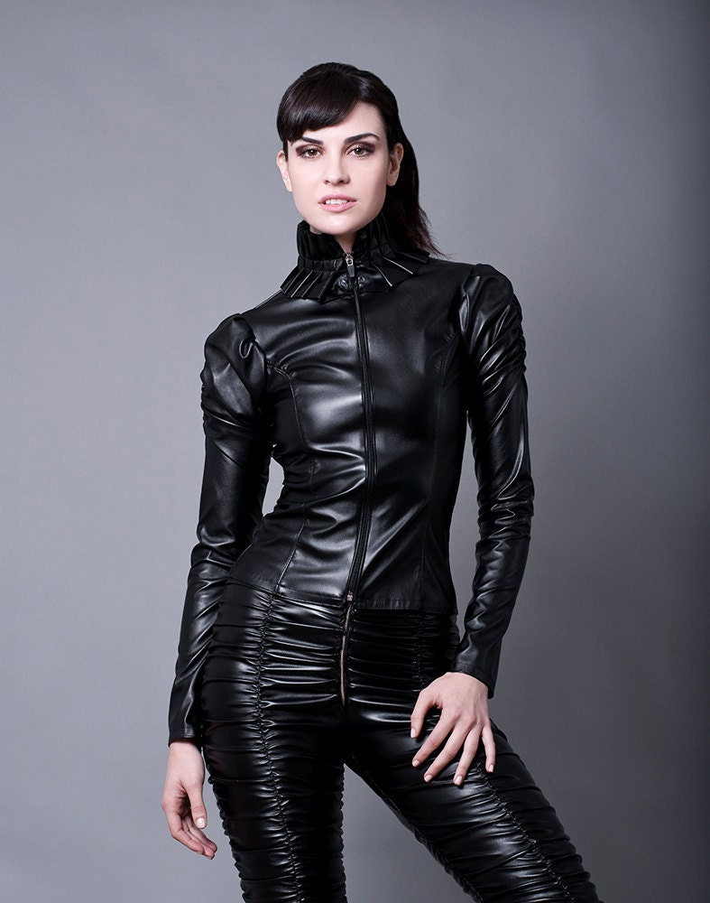 Leather Clothing Fetish 58