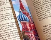 St Basil's photo bookmark