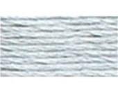 DMC 3753 - Antique Blue Ultra Very light Perle Cotton Thread Size 8