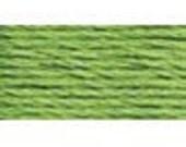 DMC 703 - Perle Cotton Thread Size 8 Chartreuse Green