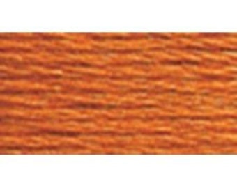 DMC 922 - Light Copper - Perle Cotton Thread Size 8