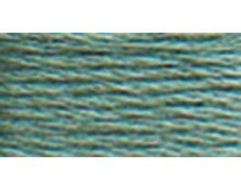 DMC 926 - Medium Grey Green - Perle Cotton Thread Size 8