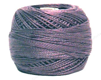 DMC 3041 - Medium Antique Violet - Perle Cotton Thread Size 8