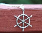Ahoy Nautical Necklace