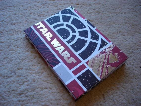 Millennium Falcon (a notebook)