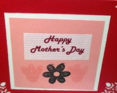 Happy Mother's Day Card Ready to Ship