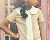 Mod 1960s Style Lauren Dress for girls-children clothing-girls