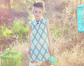Retro Simply Sweet Dress-children clothing-girls dresses