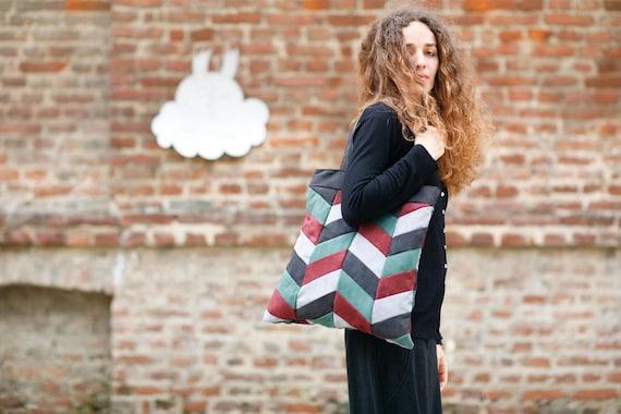 OOAK. Olivia bag