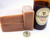 Guinness Beer (unscented) Cold Process Soap