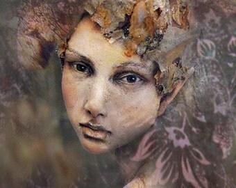 Ricah - 8x10 Fine Art Print by Chopoli