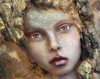Miriel - 8x10 Fine Art Print by Chopoli