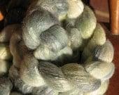MELISSA RESERVED Fog Horn Merino Bamboo Roving Braid