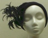 Flapper Styled Cloche Hat  1920-1930