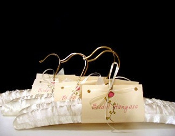 BRIDAL GOWN HANGERS