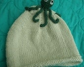 Octopus Hat-RESERVED FOR EVE