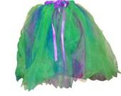 Mardi Gras Fairy Sewn Tutu Dress