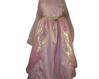 Princess Presto Custom Sized Costume - Includes Dress,  Cape and  Free Wand