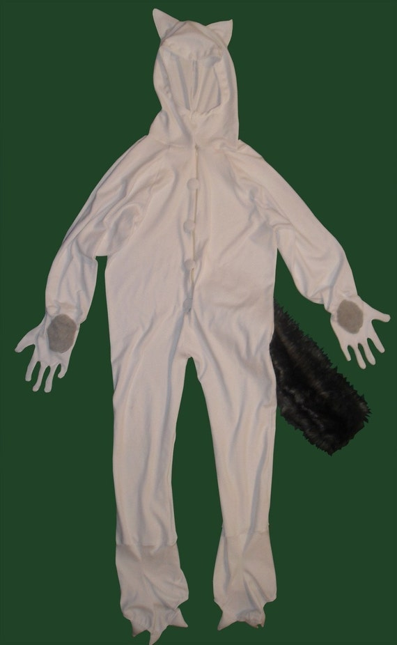 Max from Where the Wild Things Are Child's Custom Costume