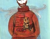 The Bibliophile (print)