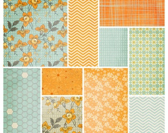 Fleur Digital Papers