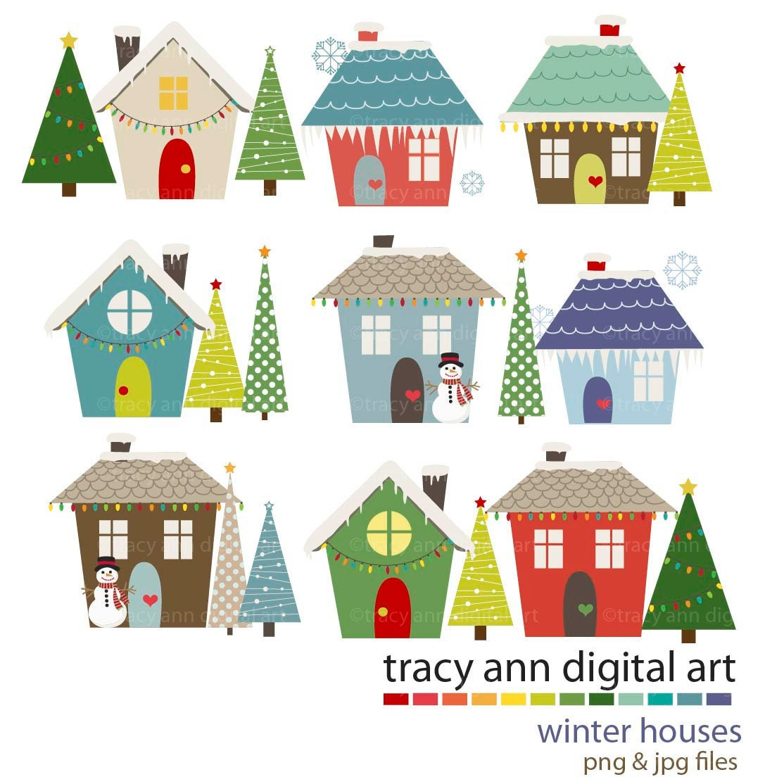 house winter clipart - photo #19