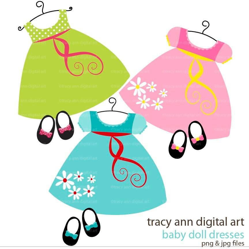 clip art girl getting dressed - photo #49